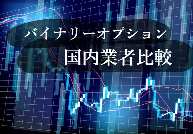 【2019年最新版】国内バイナリーオプション業者を徹底比較!